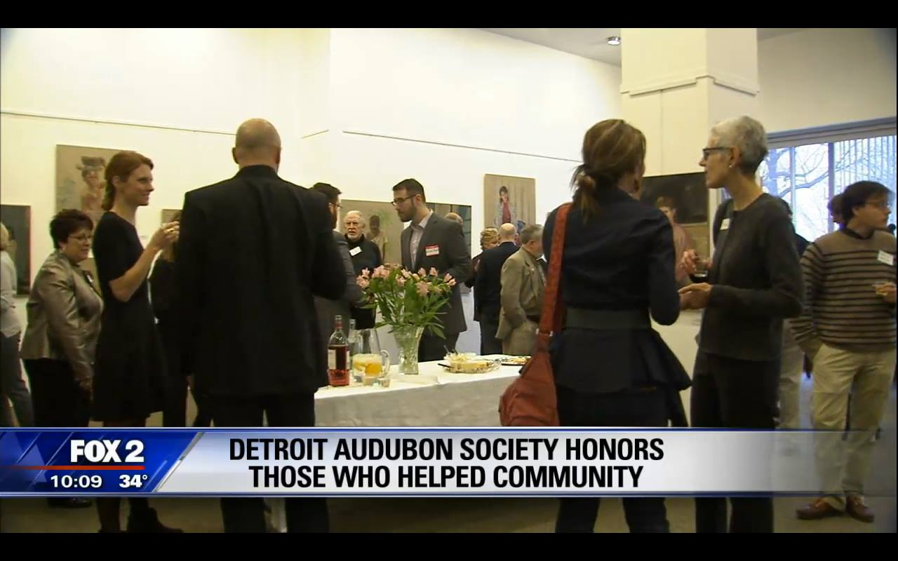Detroit Audubon Fox 2 News
